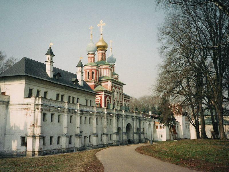 Экскурсия по Новодевичьему монастырю фото 3