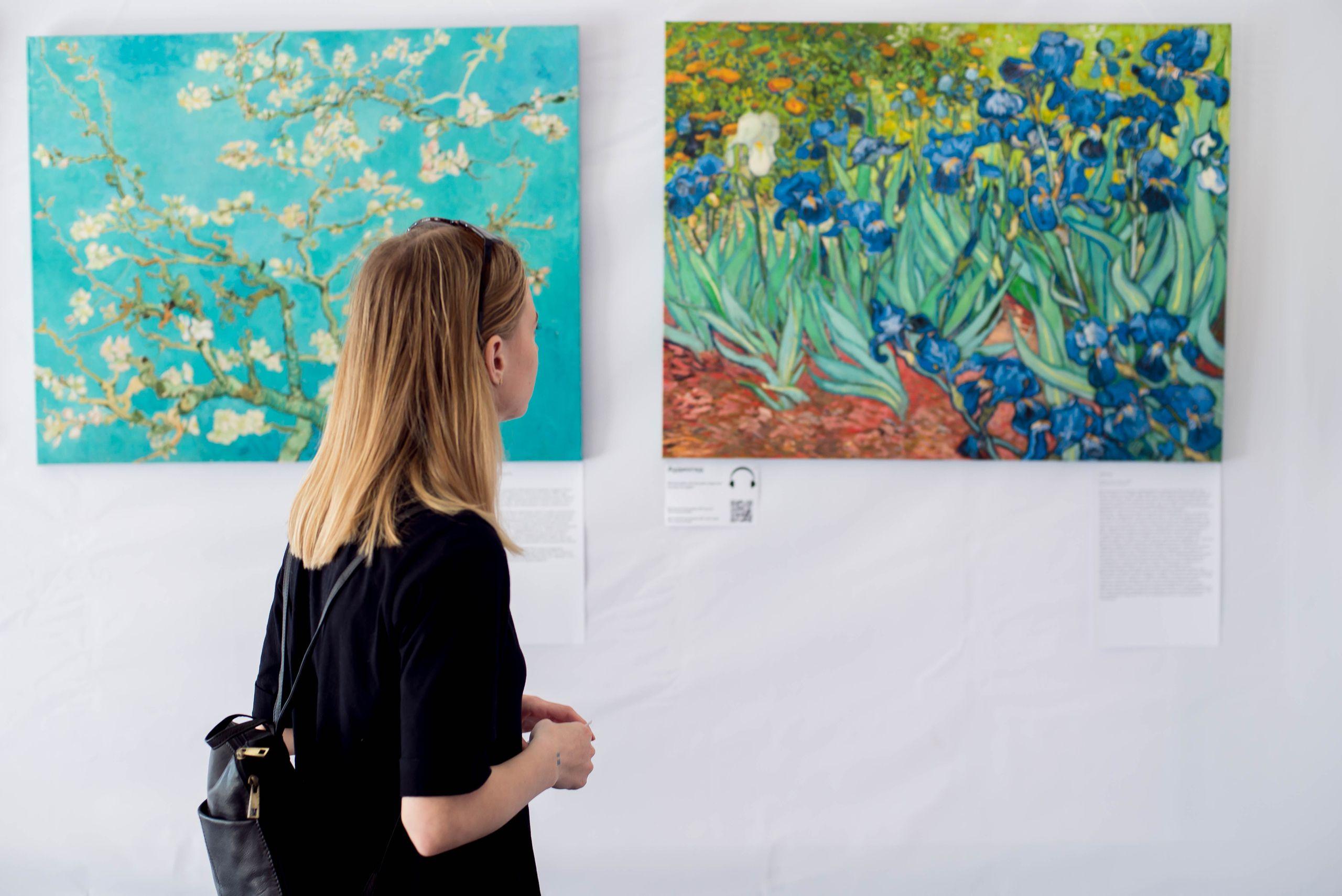 Выставка «Неизвестный Ван Гог» фото 3