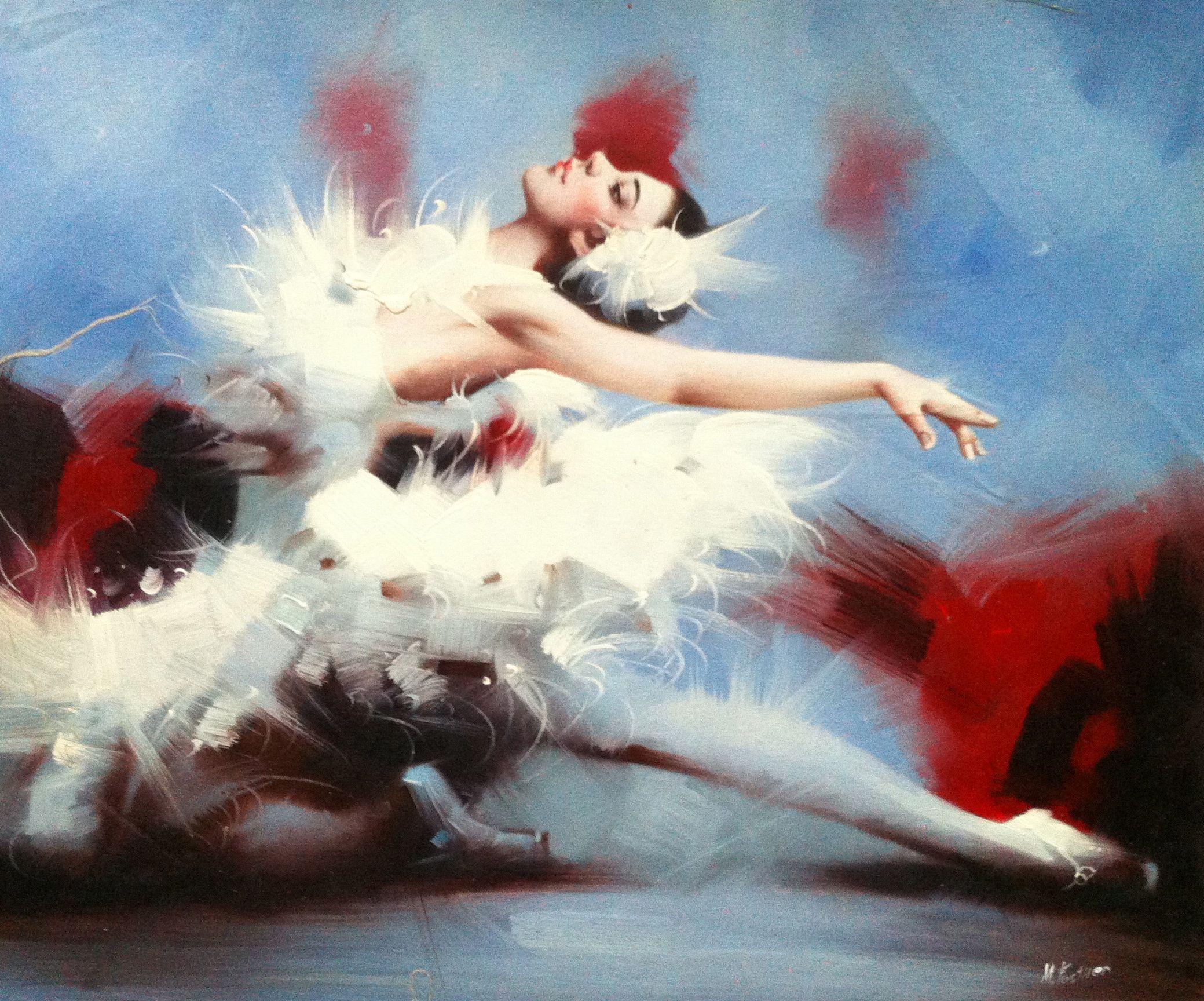 великие мастера танца картинки большие мифологической основы для