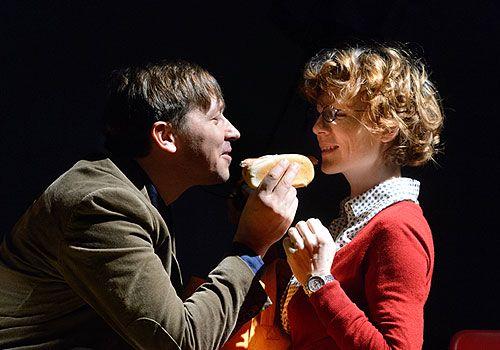 Спектакль «Летние осы кусают нас даже в ноябре» в Театре «Мастерская П. Н. Фоменко» фото 6