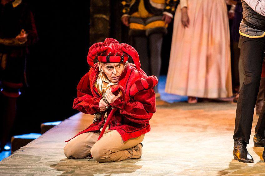 Спектакль «Риголетто» Дж. Верди в Театре «Новая опера» фото 1