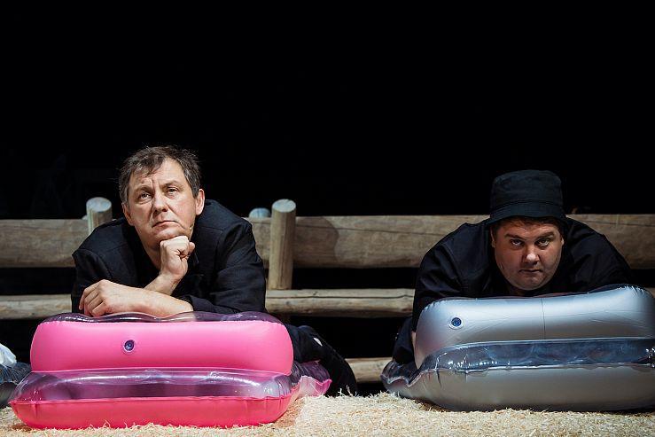 Спектакль «Дачники» в Театре имени Ермоловой фото 4