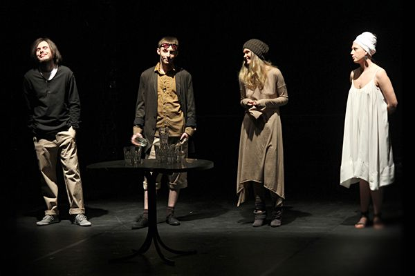 Спектакли лауреатов премии «Прорыв» в Москве фото 5