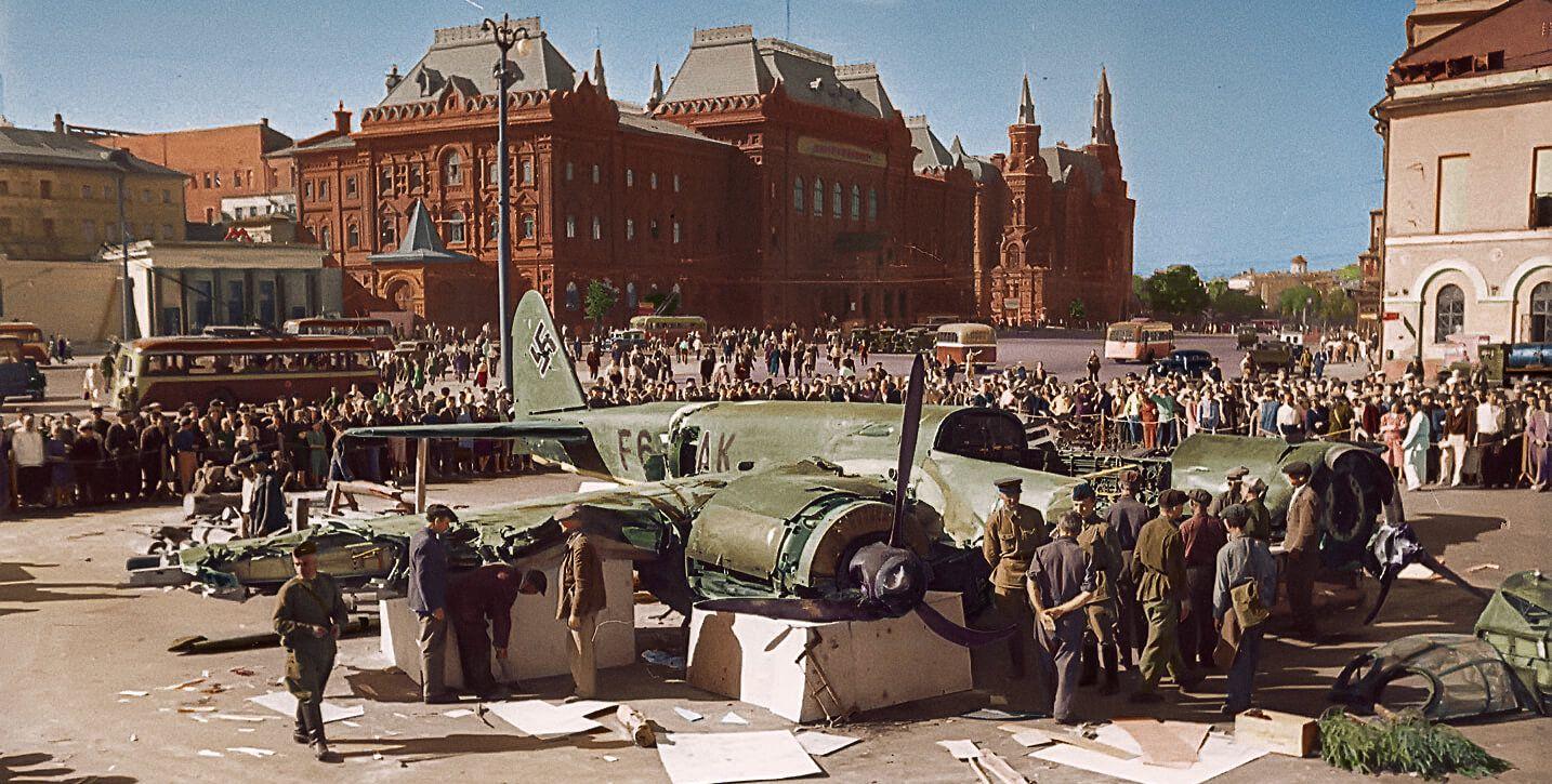 Вебинар «Москва во время Второй мировой: как это было» фото 1