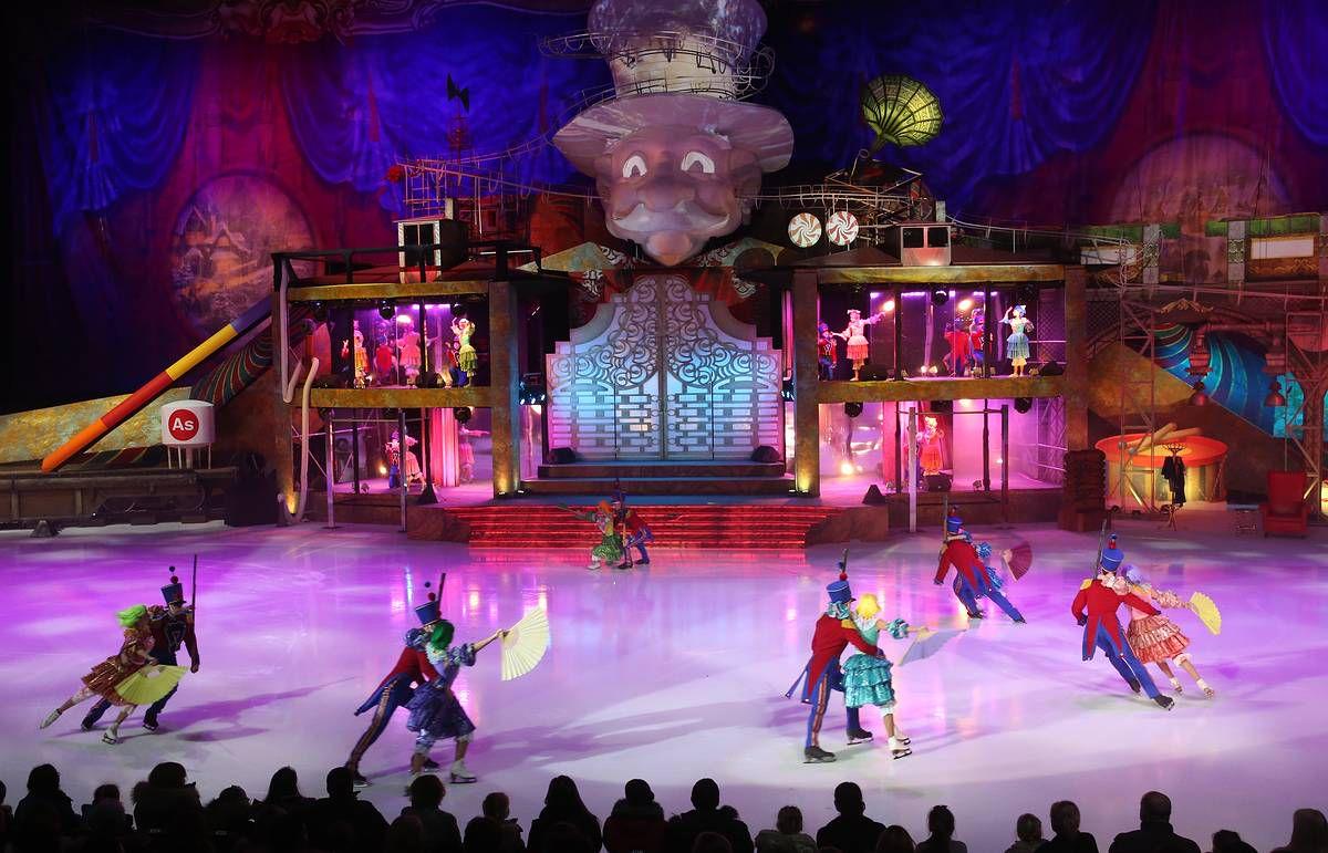 Ледовые спектакли в постановке Евгения Плющенко фото 1