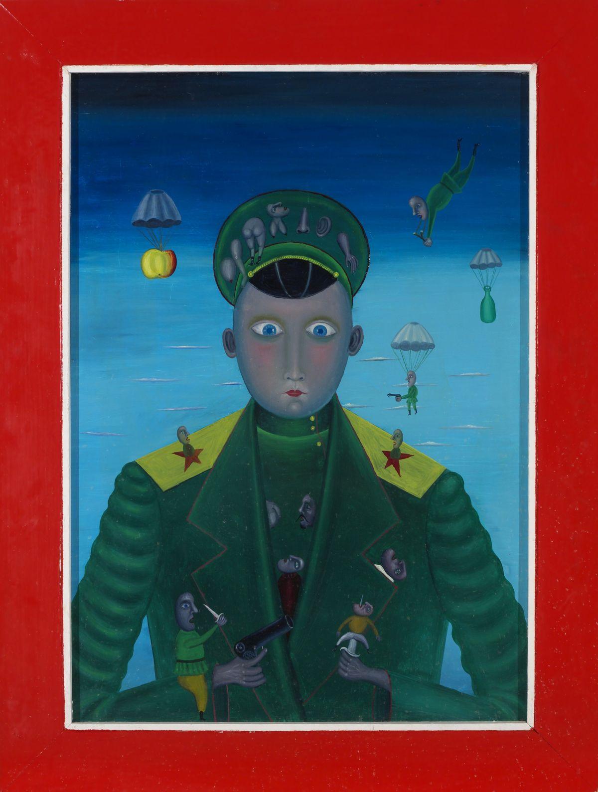 Выставка «Леонид Пурыгин. Любовь и я» фото 10