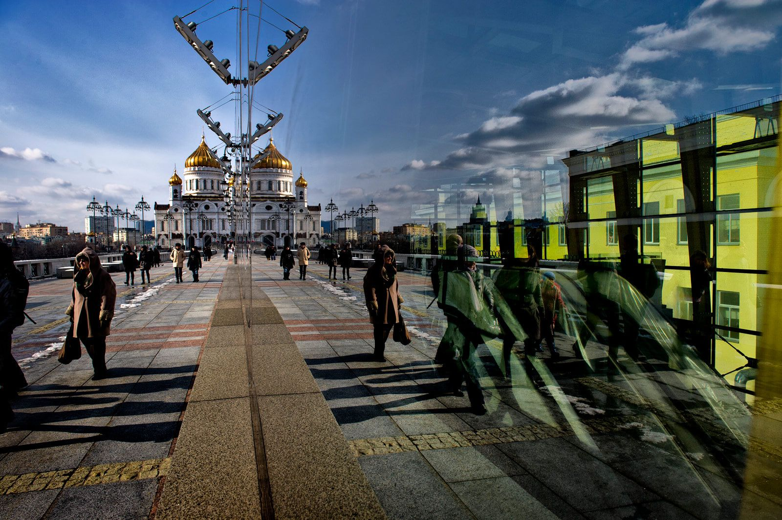 Фотовыставка по итогам фотоконкурса «Красный Октябрь»