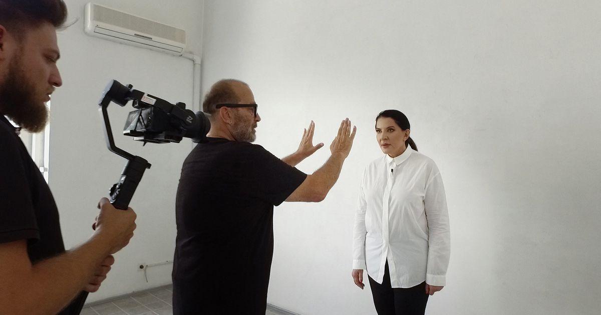 Кинопоказ «Возвращение на родину: Марина Абрамович и её дети»  в Музее «Гараж» фото 1
