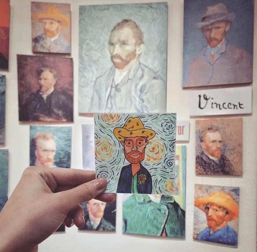 Выставка «Ван Гог — тайны гения или безумца» фото 11