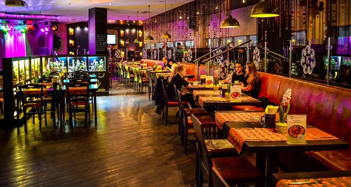 Скидка 30% на всё меню и напитки в ресторане «Абица» фото 1