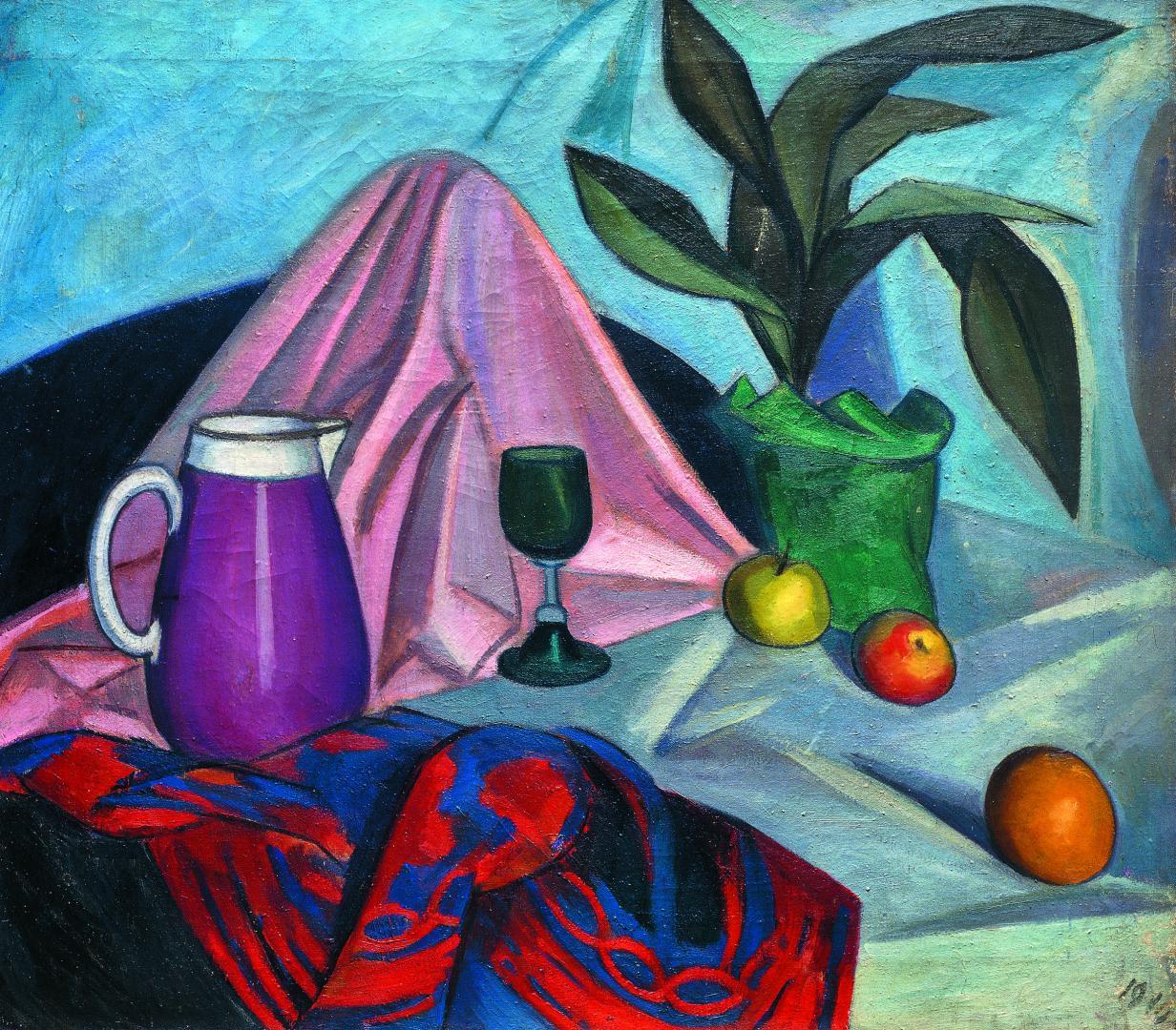 Выставка «Цвет. 90 шедевров из музеев Подмосковья» фото 3