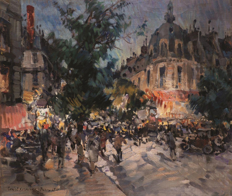 Выставка «Константин Коровин. Шедевры из частных собраний» фото 2