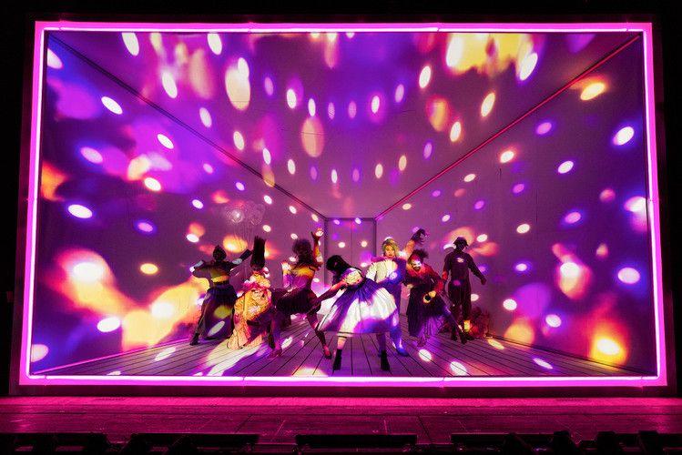 Спектакль «Lё Тартюф. Комедия» в Театре на Таганке фото 2