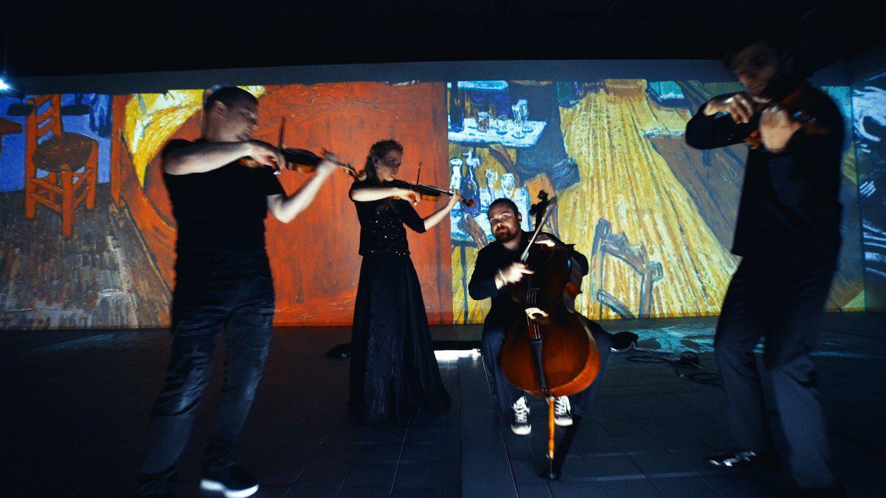 Мультимедийная выставка «Моне — Ван Гог — Кандинский. Революция в искусстве» фото 5