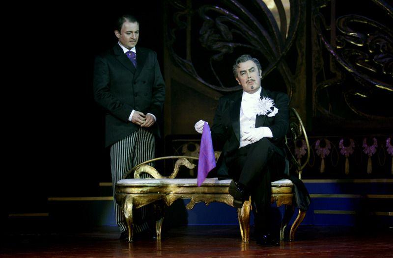 Спектакль «Мистер Икс» в Театре «Московская оперетта» фото 4