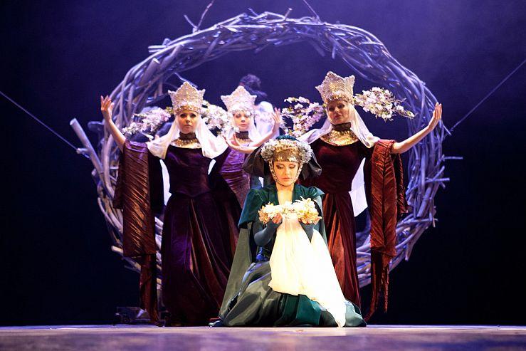 Спектакль «Демон» в Театре им. Ермоловой фото 9
