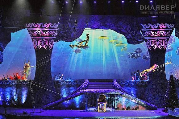 Шоу «Пираты и корабль-призрак» в «Олимпийском» фото 6