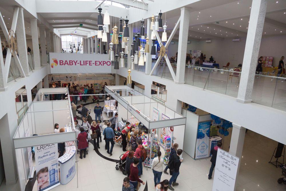 Выставка для беременных и молодых мам Baby-Life-Expo
