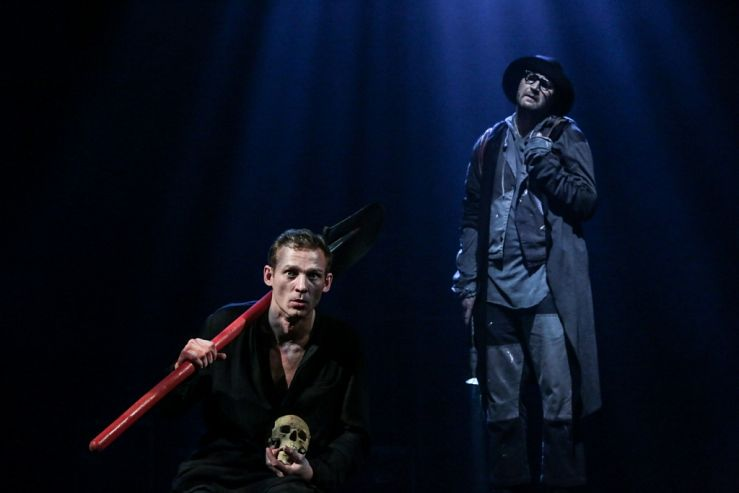 Спектакль «Макбет» в Театре имени М. Н. Ермоловой фото 3