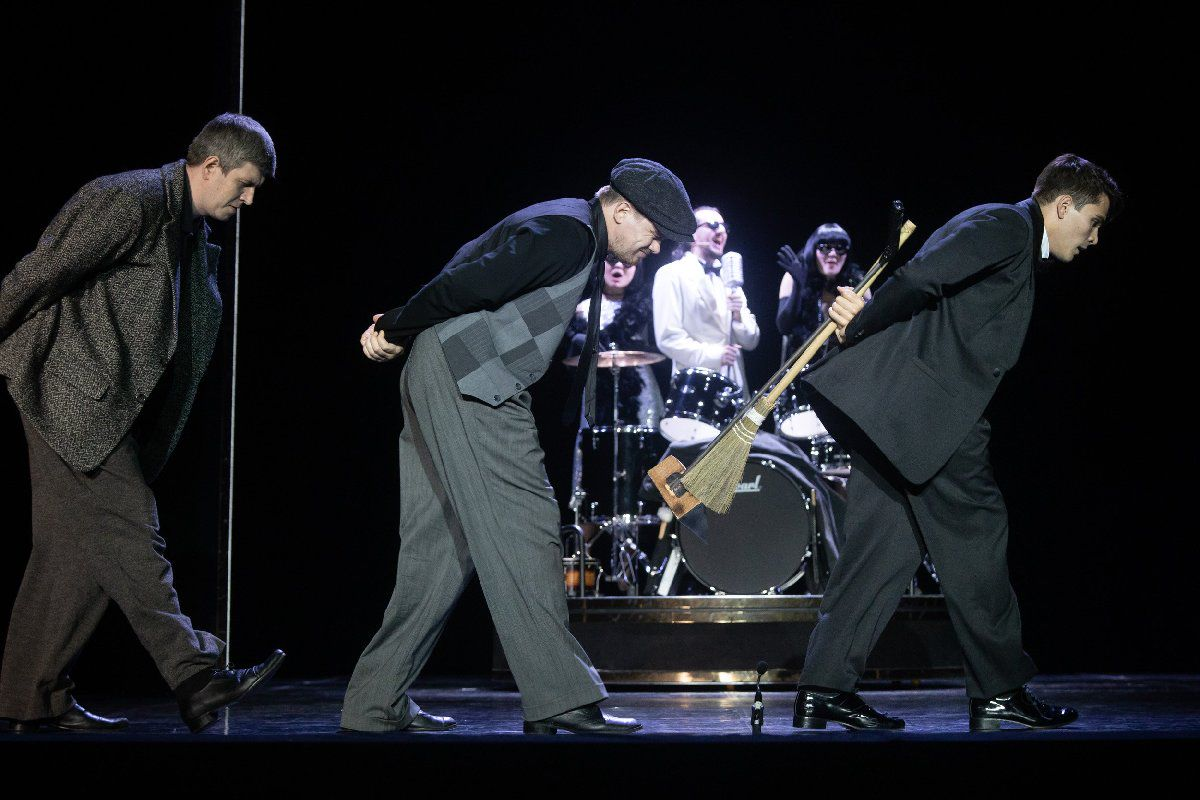 Спектакли «Плутни Скапена» и «Лекарь поневоле» в театре «Сатирикон» фото 3
