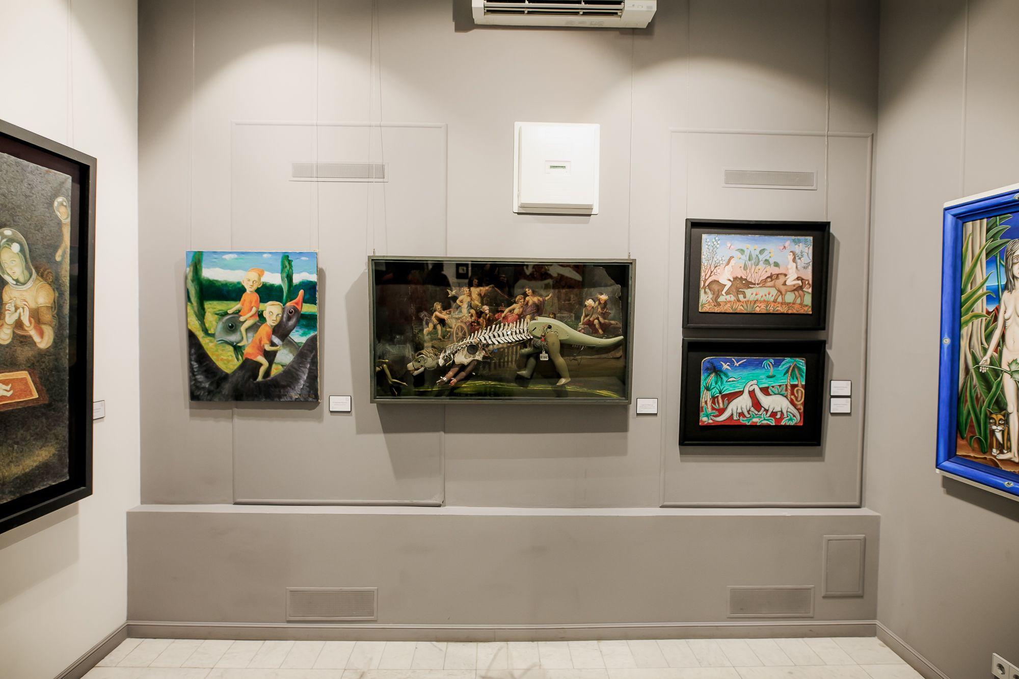 Выставка «Путешествия по снам» фото 5