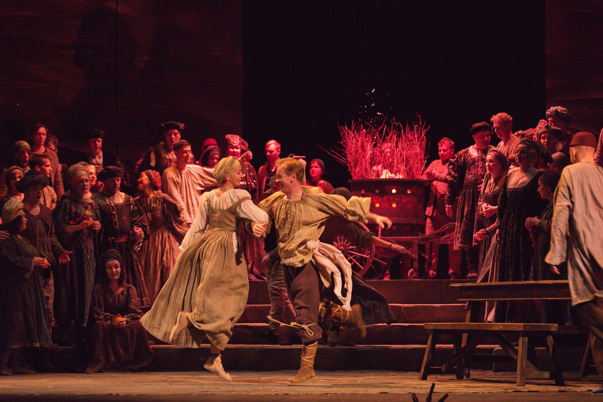 Опера «Отелло» в Музыкальном театре имени Станиславского и Немировича-Данченко фото 4