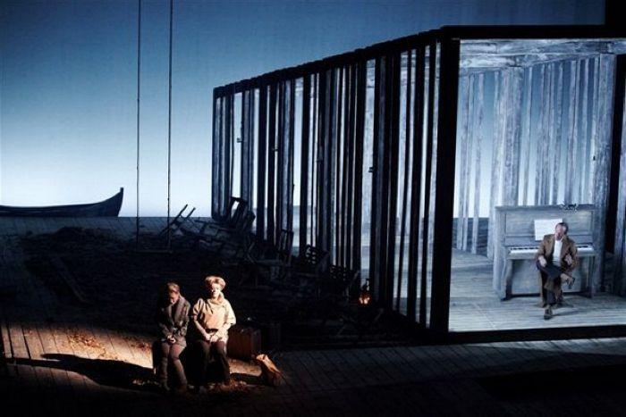 Спектакль «Осенняя соната» Ингмара Бергмана в «Современнике» фото 1
