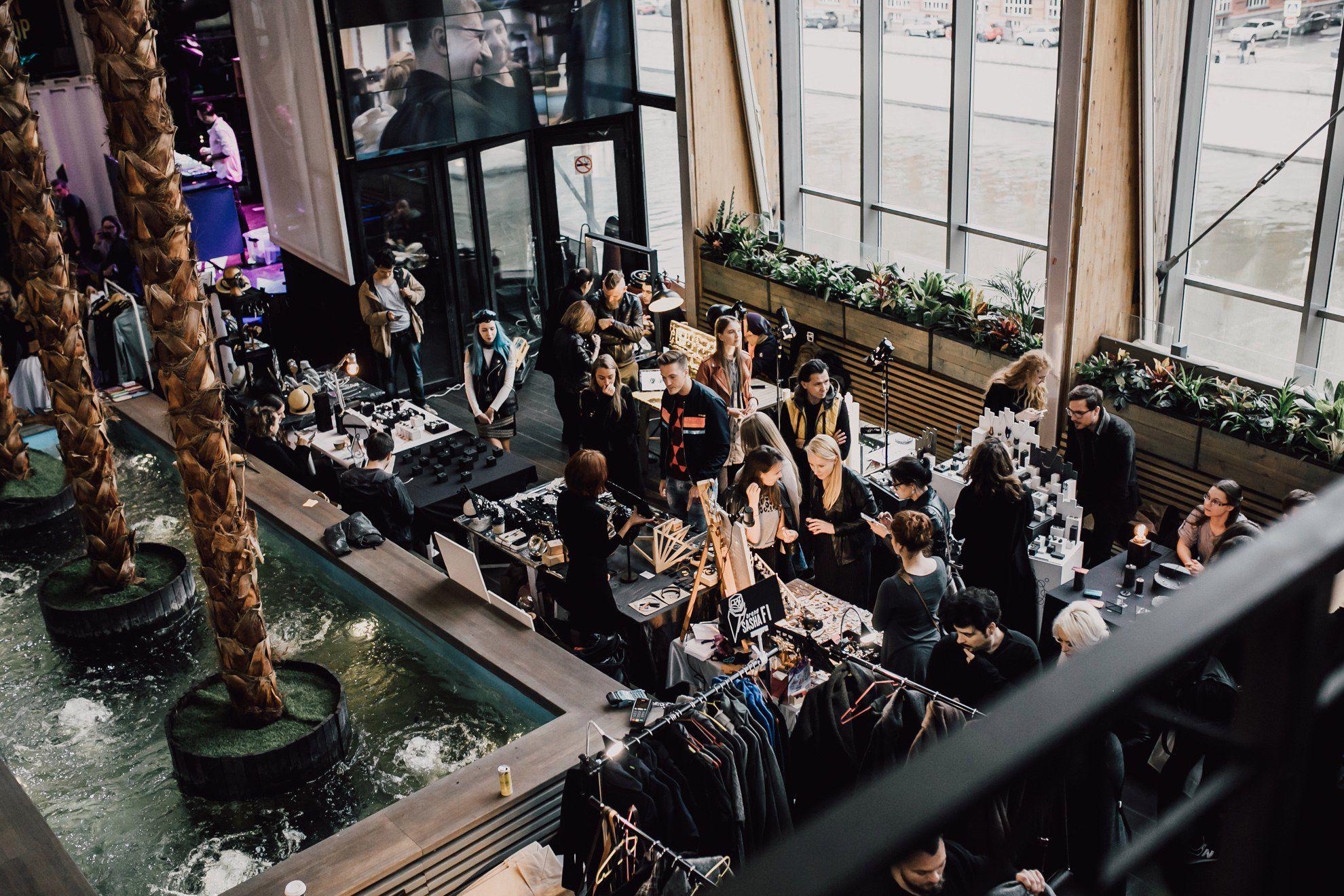 Фестиваль альтернативной моды и дизайна Concept Market фото 4