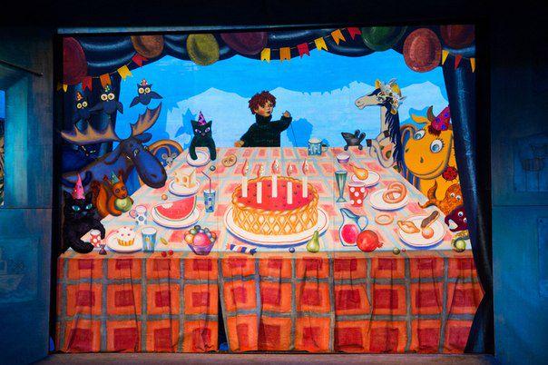 Спектакль «Гулял по улице щенок» в Театре кукол им. С. В. Образцова фото 6