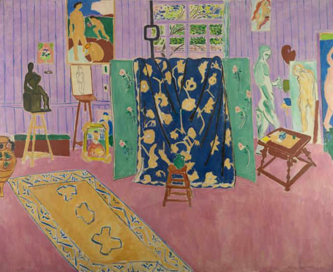 Постоянная экспозиция Галереи искусства стран Европы и Америки XIX—XX веков «Матисс» фото 1