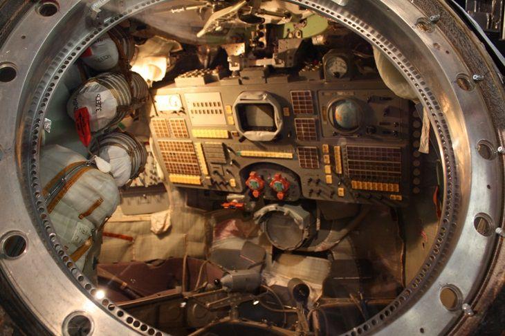 Постоянная экспозиция Музея космонавтики фото 6