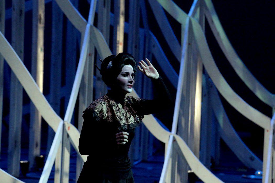 Опера «Мадам Баттерфляй» в Театре имени К. С. Станиславского и Вл. И. Немировича-Данченко фото 6