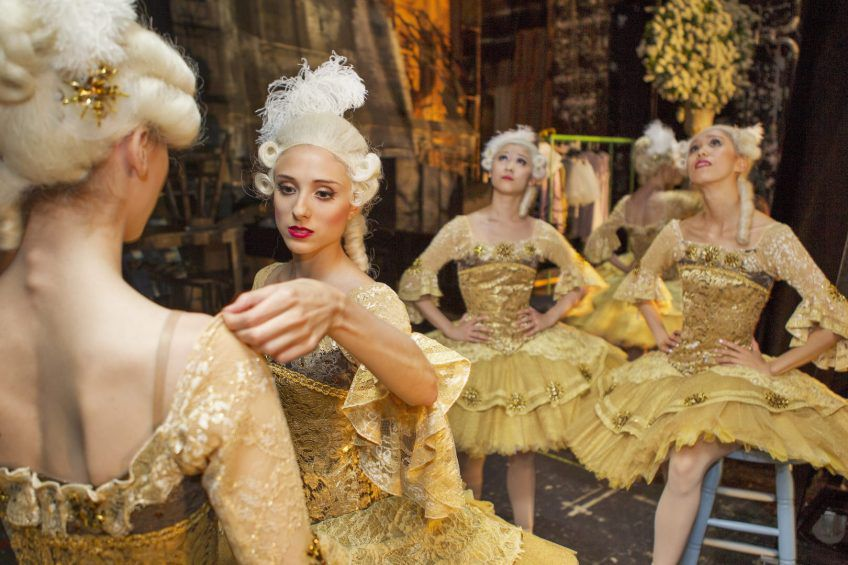 Выставка «Мир Венской оперы» фото 1