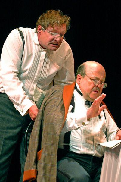 Спектакль «Лица» в Театре «Et Cetera» фото 5
