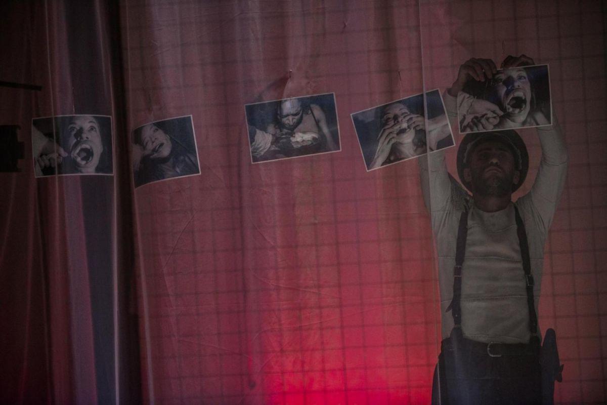 Спектакль «Фантазии Фарятьева» в Электротеатре «Станиславский» фото 8