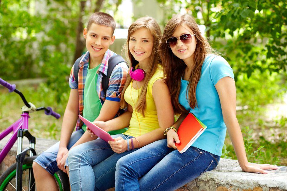 чем заняться подростку в 14 лет первую очередь зарядите