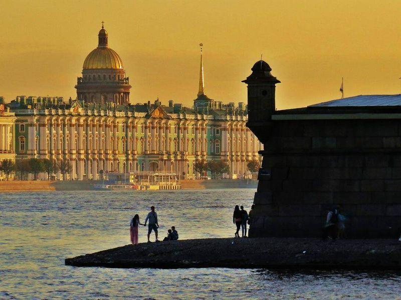 Экскурсия «Автомобильное путешествие по Санкт-Петербургу» фото 4