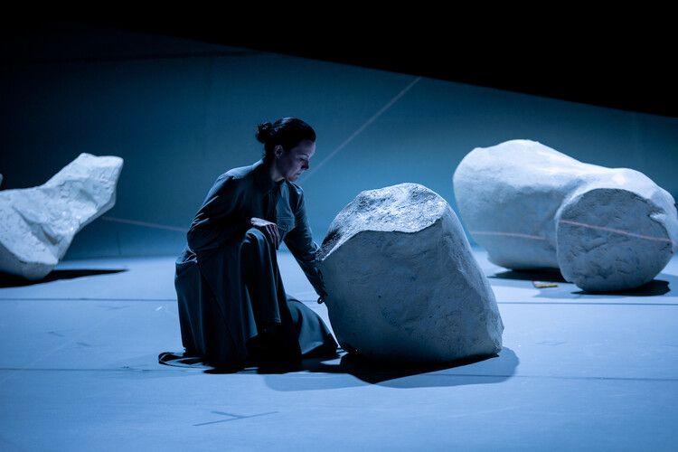 Спектакль «Спутники» в Театре на Таганке фото 1