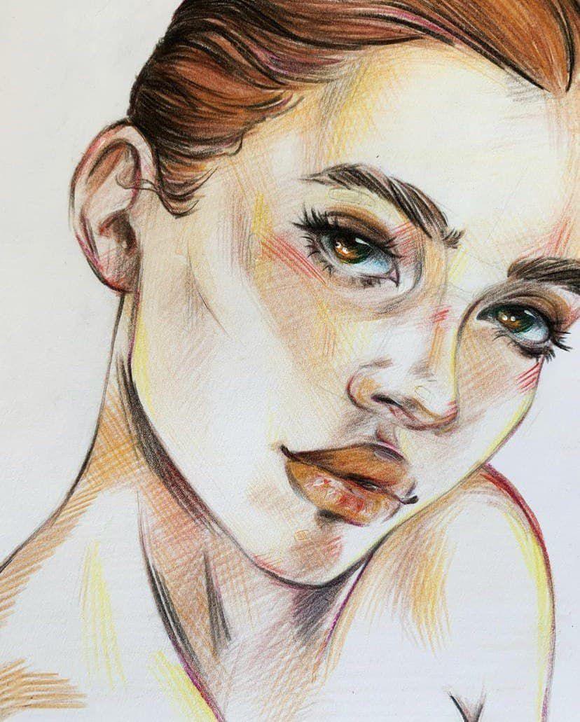 Курс портретной живописи в студии рисования «Возьми кисть» фото 3