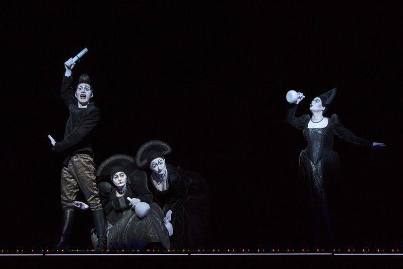 Спектакль «Сказки Пушкина» в Театре Наций фото 7