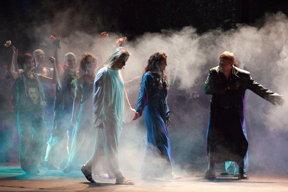 Спектакль «Иисус Христос — суперзвезда» в Театре им. Моссовета фото 1