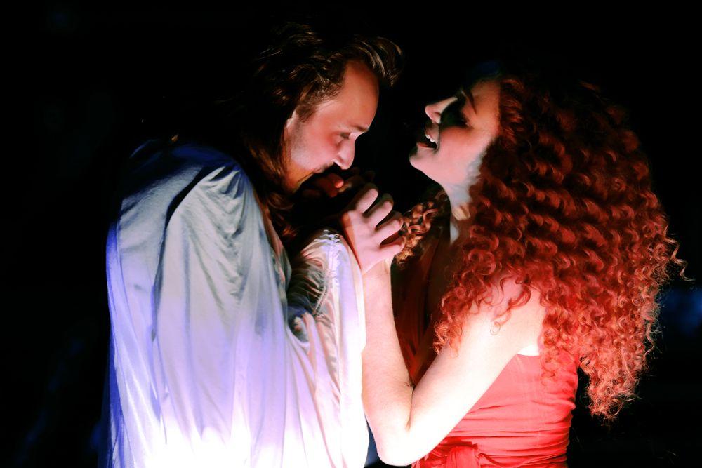 Спектакль «Иисус Христос — суперзвезда» в Театре им. Моссовета фото 2