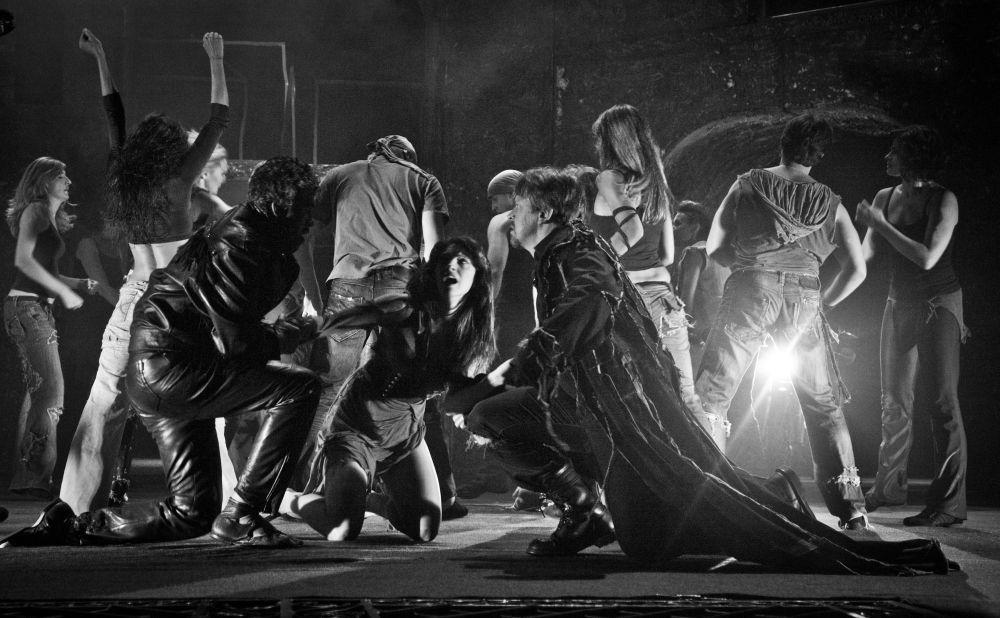 Спектакль «Иисус Христос — суперзвезда» в Театре им. Моссовета фото 3