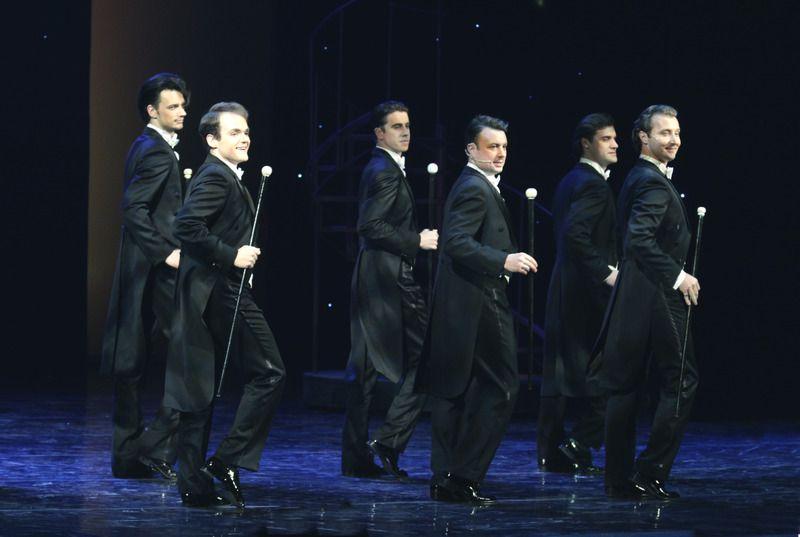 Спектакль «Grand канкан» в Театре «Московская оперетта» фото 8