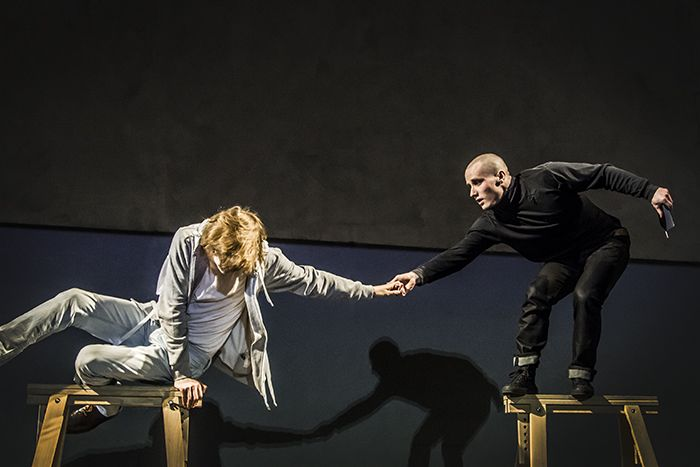 Спектакль «(М)ученик» в «Гоголь-центре» фото 4