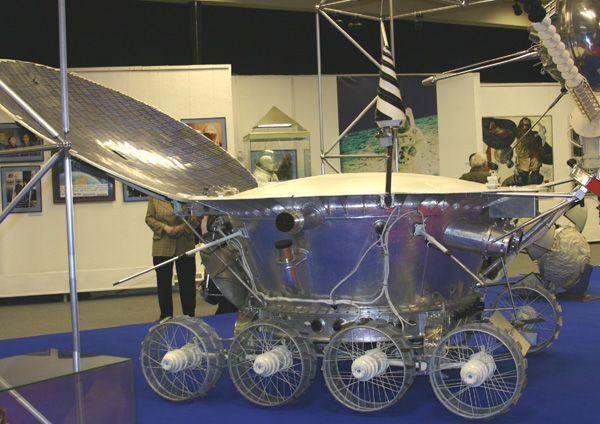 Постоянная экспозиция Музея космонавтики фото 5