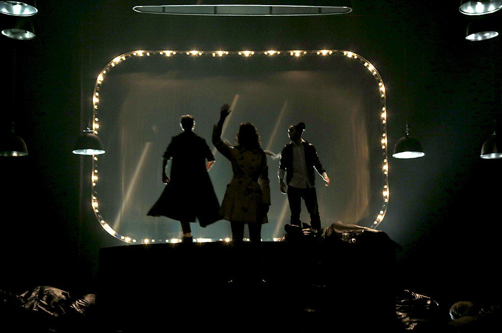 Спектакль «Пингвины» в Московском театре юного зрителя фото 3