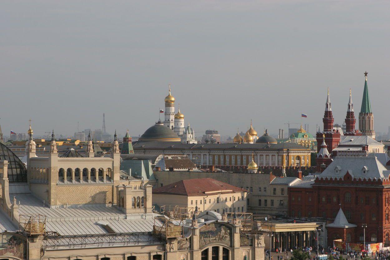 Экскурсия по крышам Москвы: «А из нашего окна Площадь Красная видна» фото 4