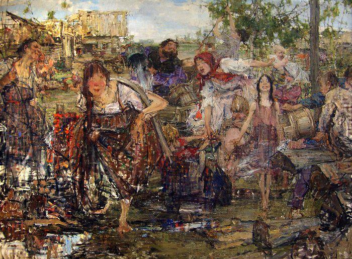 Выставка «Николай Фешин. Из собрания Государственного музея изобразительных искусств Республики Татарстан» фото 1