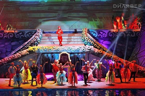 Шоу «Пираты и корабль-призрак» в «Олимпийском» фото 9